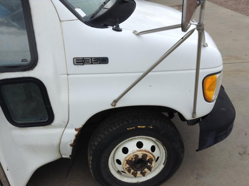 Used Fender for 1994 Ford E350 CUBE VAN 150.00 for sale-57248481