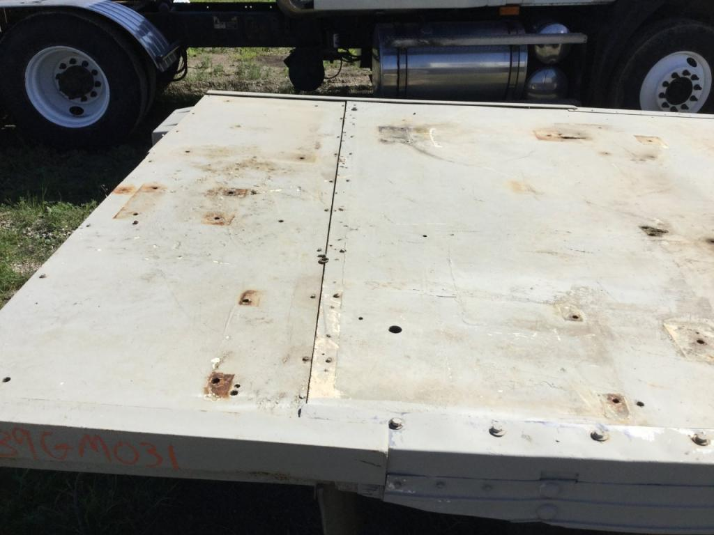Used Flatbed (take-offs) for 1989 GMC W4 400.00 for sale-57274711