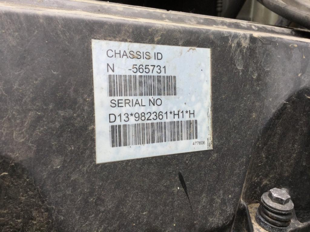 Used Engine Assembly for 2012 VOLVO VNL 11500.00 for sale-57196491