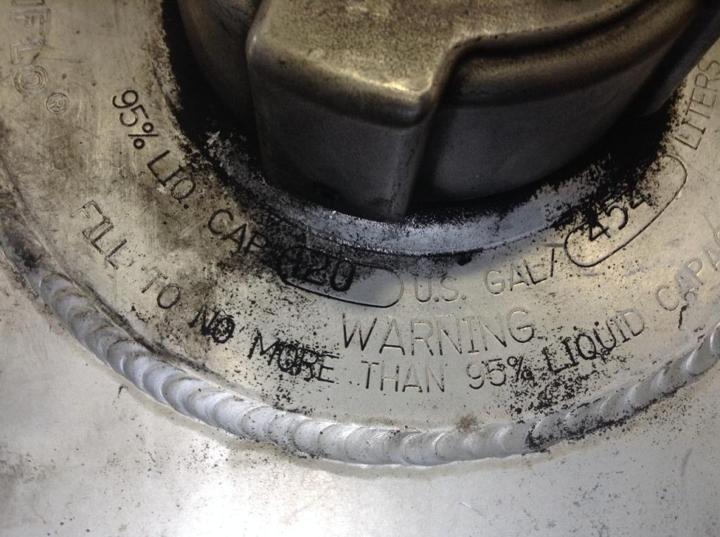 Used Fuel Tank for 2009 FREIGHTLINER CASCADIA 350.00 for sale-57280351