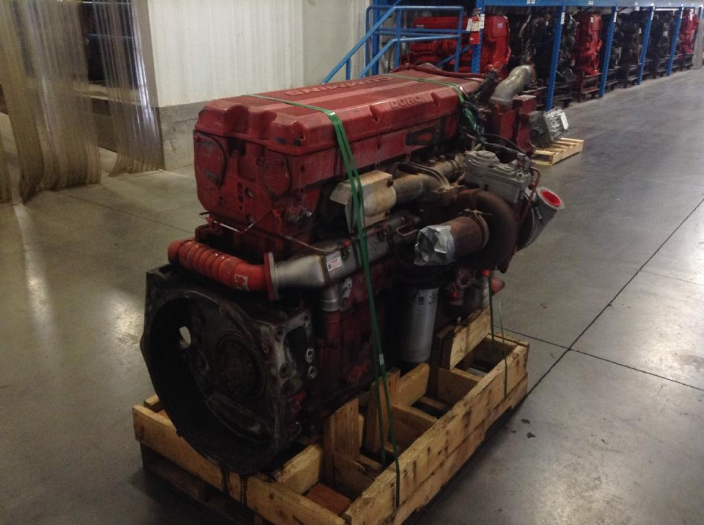 Used Engine Assembly for 2008 VOLVO VNL 8595.00 for sale-57195561