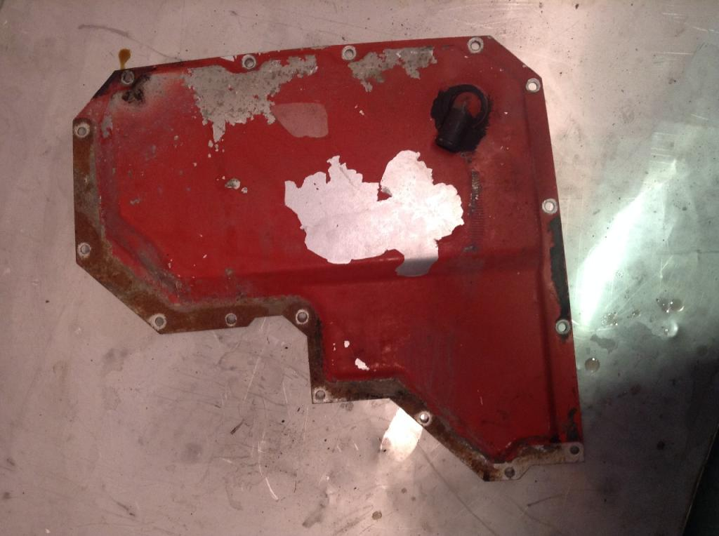 Used Engine Timing Cover for 2009 PETERBILT 386 100.00 for sale-57214321