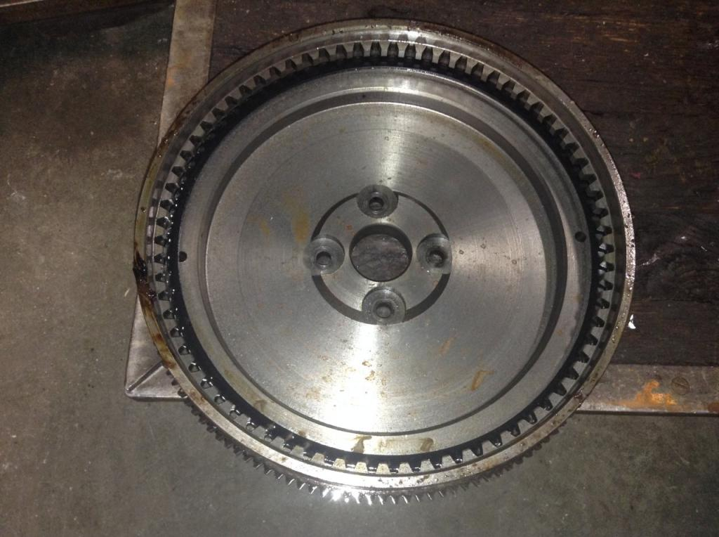 Used Flywheel for 1980 CASE 580CK 200.00 for sale-57276611