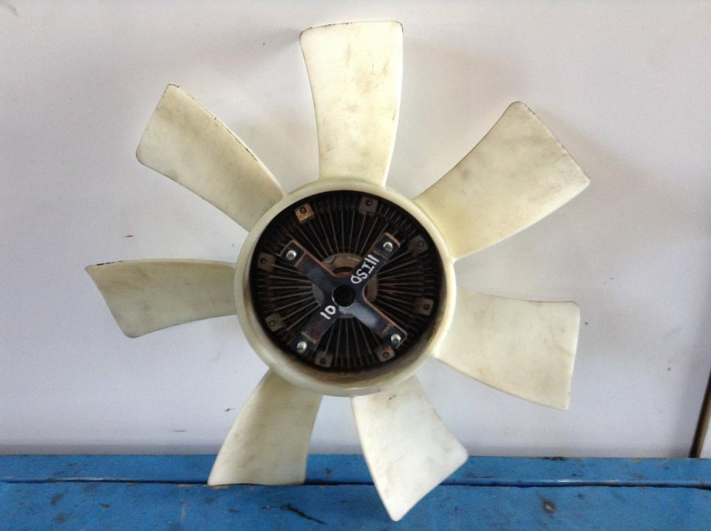 Used Fan Blade for 2011 ISUZU NPR 125.00 for sale-57236681
