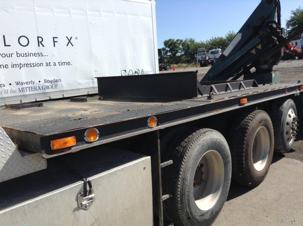 Used Flatbed (take-offs) for 1994 FREIGHTLINER FLD112 1500.00 for sale-57274751