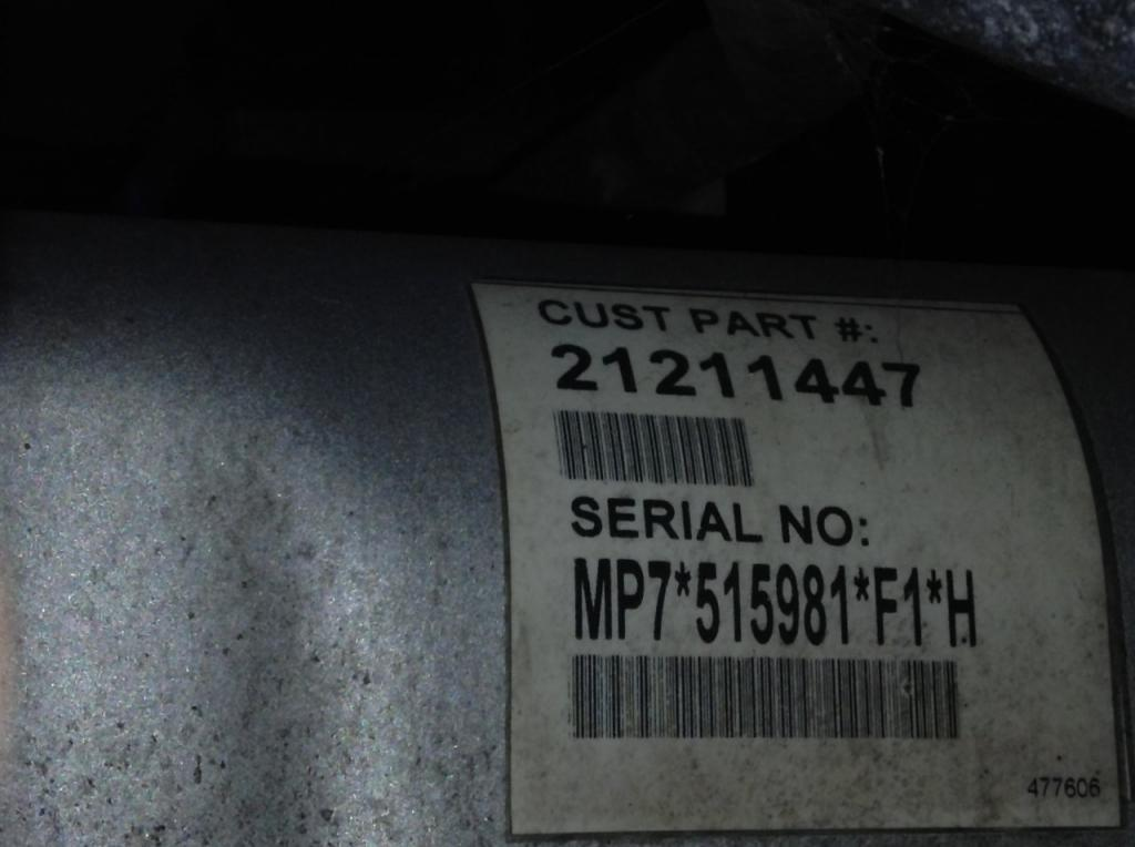 Used Engine Assembly for 2009 MACK CXU613 13500.00 for sale-57190221