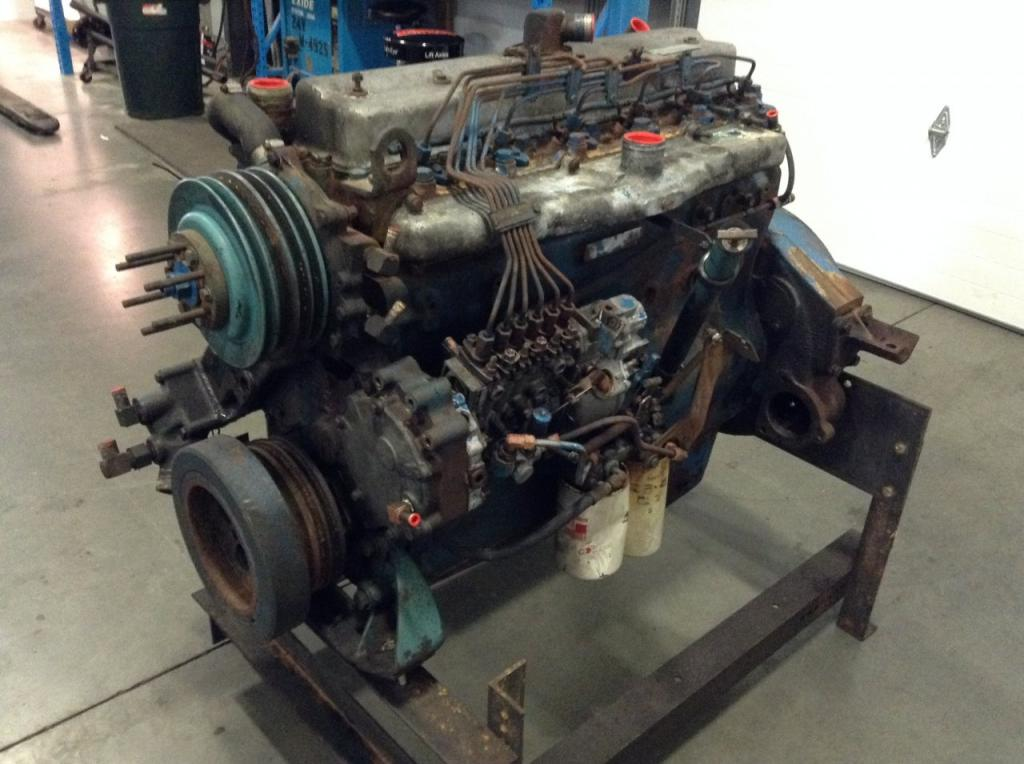 Used Engine Assembly for 1990 INTERNATIONAL 4900 2250.00 for sale-57191781