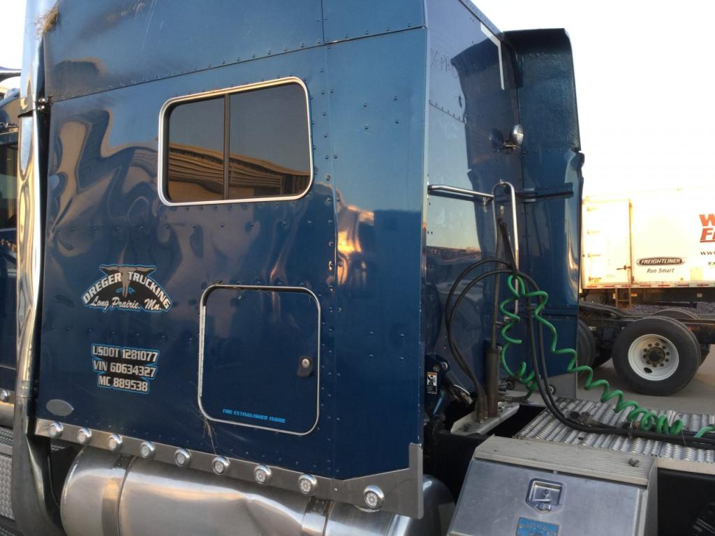 Used Fairing for 2006 PETERBILT 379 300.00 for sale-57223401