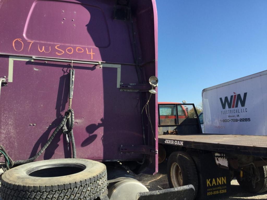 Used Fairing for 2007 Western Star 4900EX 200.00 for sale-57233391
