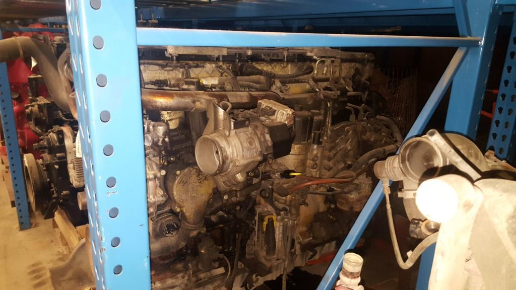 Used Engine Assembly for 2009 FREIGHTLINER CASCADIA 15000.00 for sale-57202211