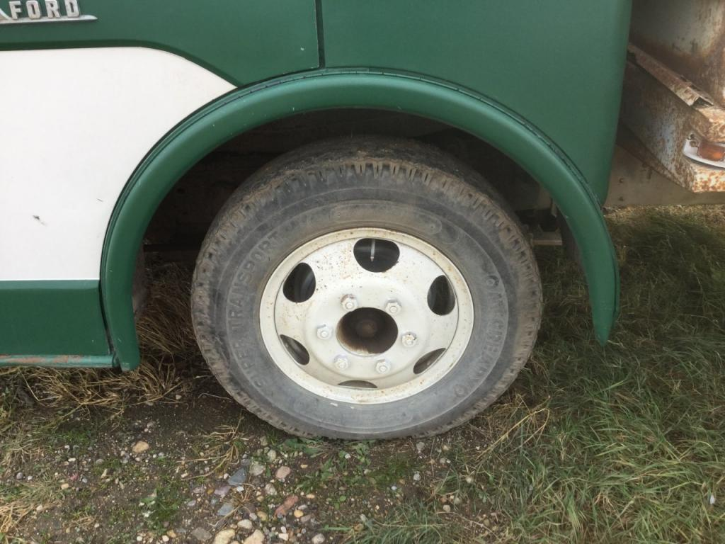 Used Fender for 1957 Ford C600 200.00 for sale-57251551