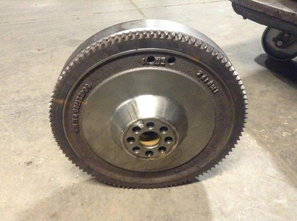 Used Flywheel for 2014 NEW HOLLAND L230 250.00 for sale-57276751