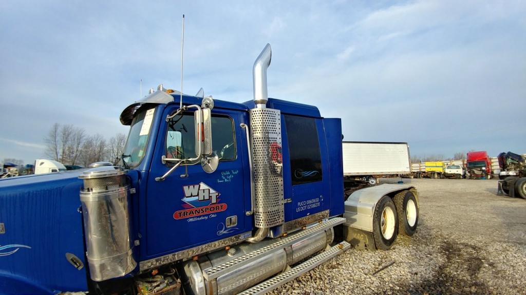 Used Exhaust Assembly for 2000 Western Star 4900EX 500.00 for sale-57216921