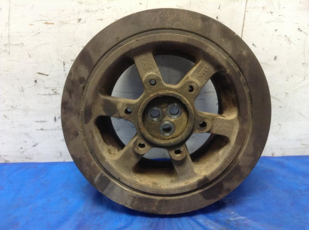 Used Engine Harmonic Balancer for 2000  150.00 for sale-57205791