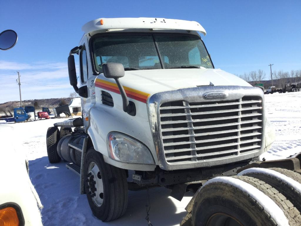 Used Engine Assembly for 2013 FREIGHTLINER CASCADIA 15500.00 for sale-57190301