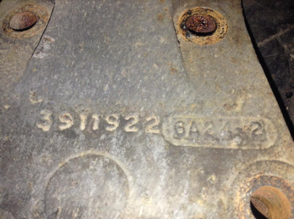 Used Engine Pulley for 1997 Ford B700 125.00 for sale-57211881