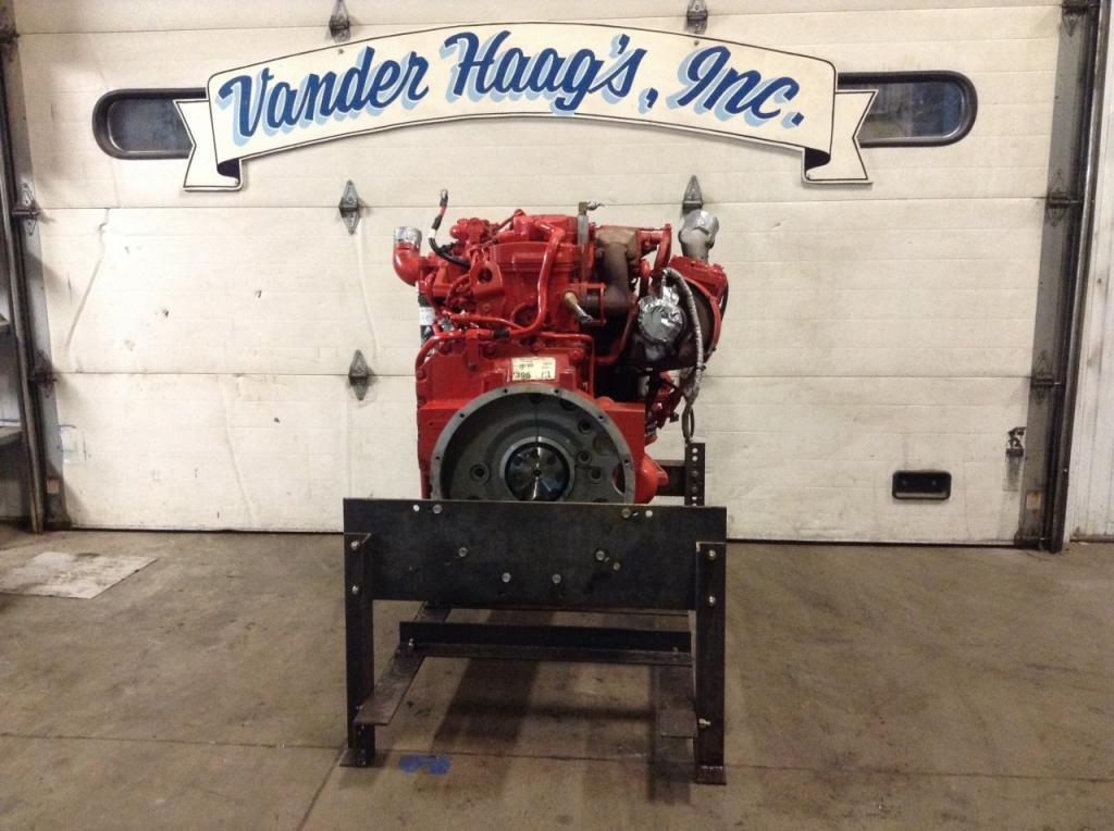 Used Engine Assembly for 2016 INTERNATIONAL DURASTAR (4300) 9500.00 for sale-57192281