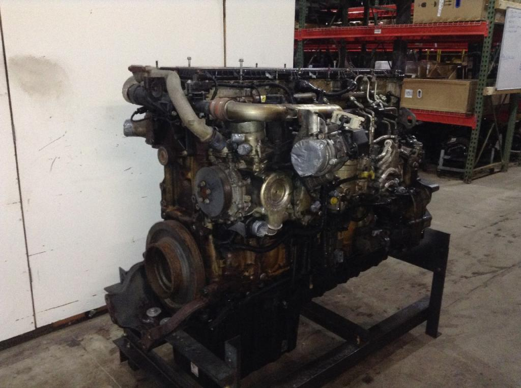 Used Engine Assembly for 2010 FREIGHTLINER CASCADIA 15000.00 for sale-57201241