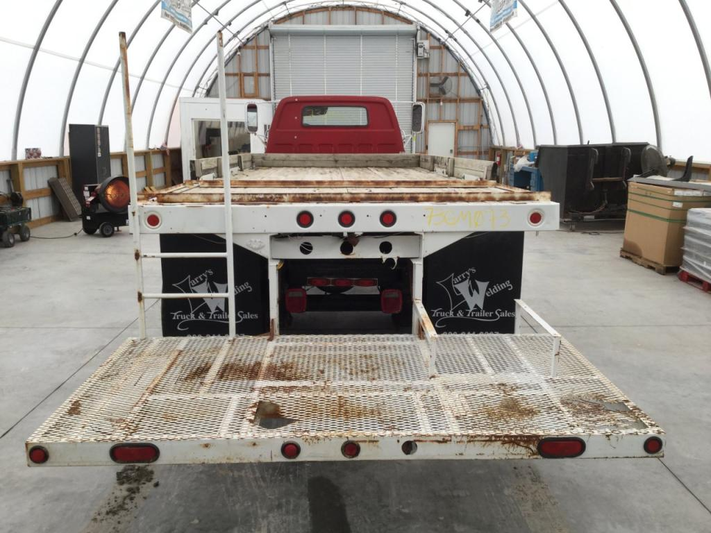Used Flatbed (take-offs) for 1973 GMC 6000 1200.00 for sale-57274821