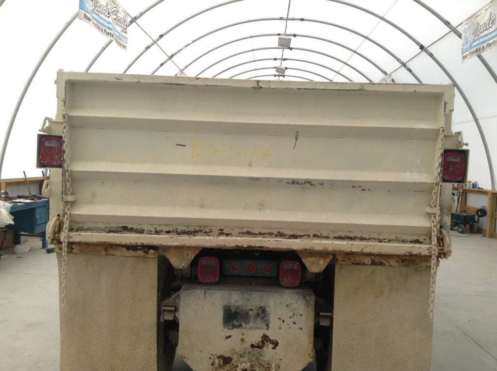 Used Dump bodies for 1990 Ford F700 2500.00 for sale-57189831