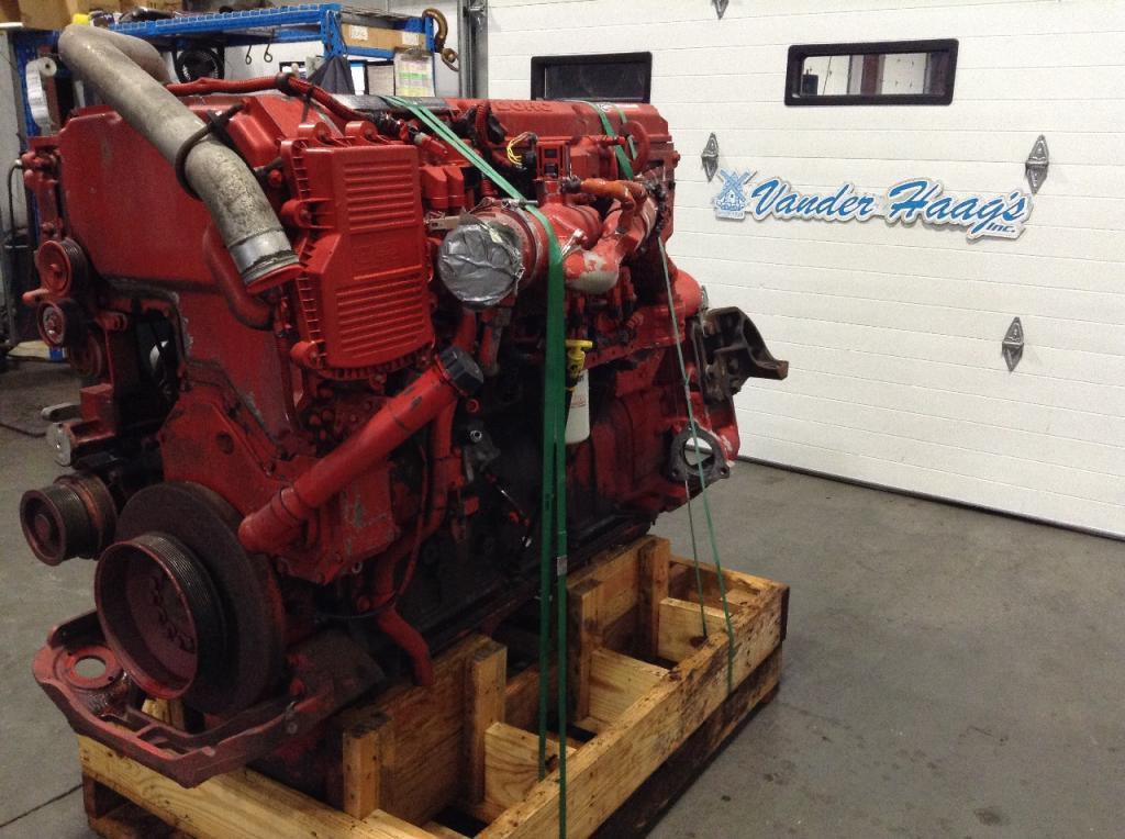 Used Engine Assembly for 2009 INTERNATIONAL PROSTAR 8595.00 for sale-57195711