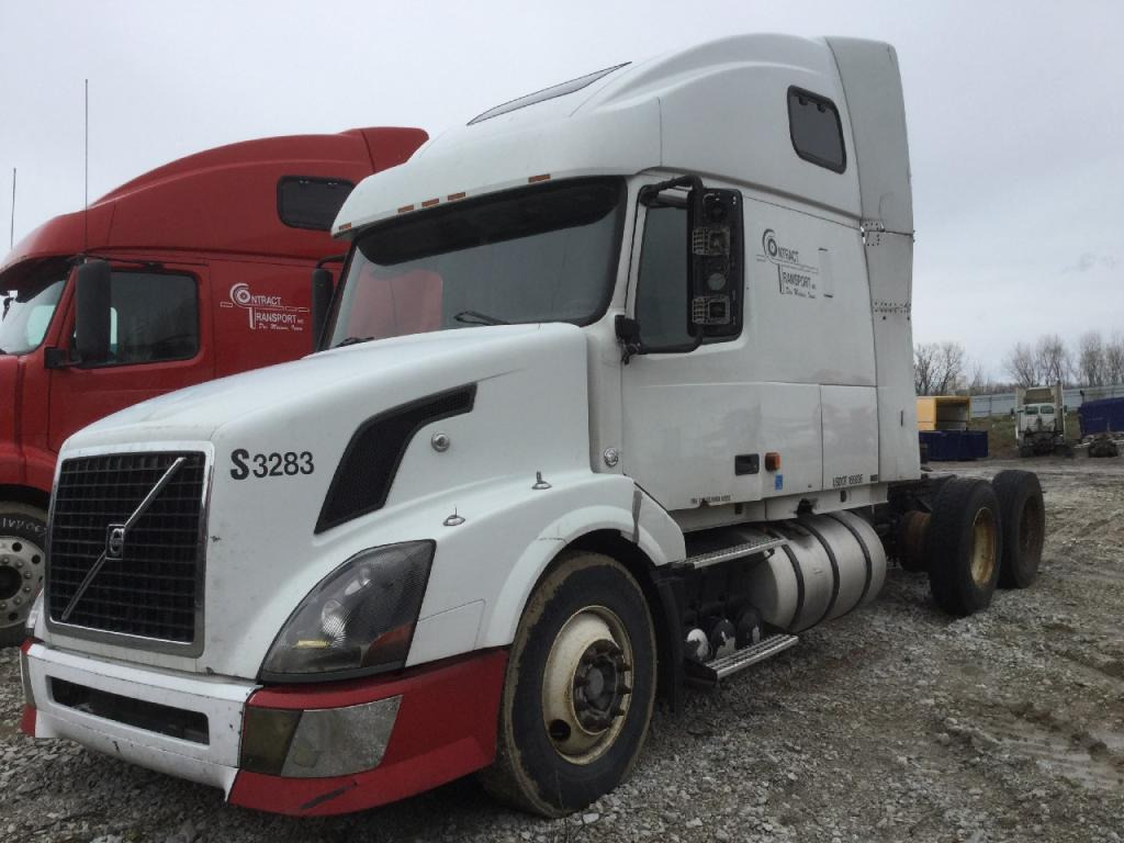 Used Engine Assembly for 2007 VOLVO VNL 4500.00 for sale-57200621