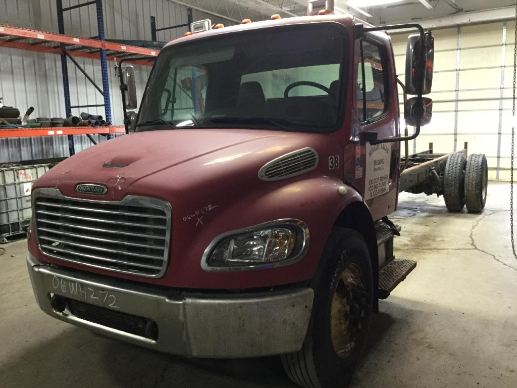 Used Engine Assembly for 2006 FREIGHTLINER M2 106 4000.00 for sale-57192871