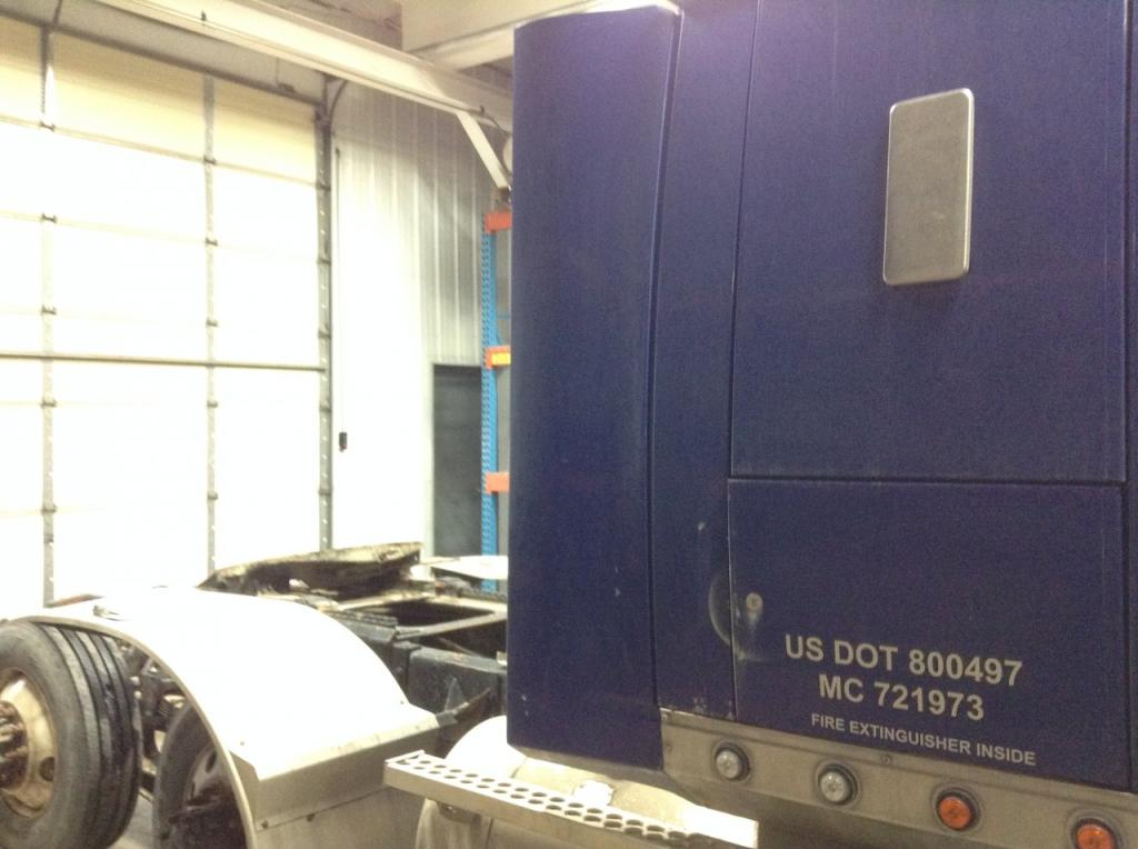 Used Fairing for 2002 Western Star 4900E 150.00 for sale-57224831