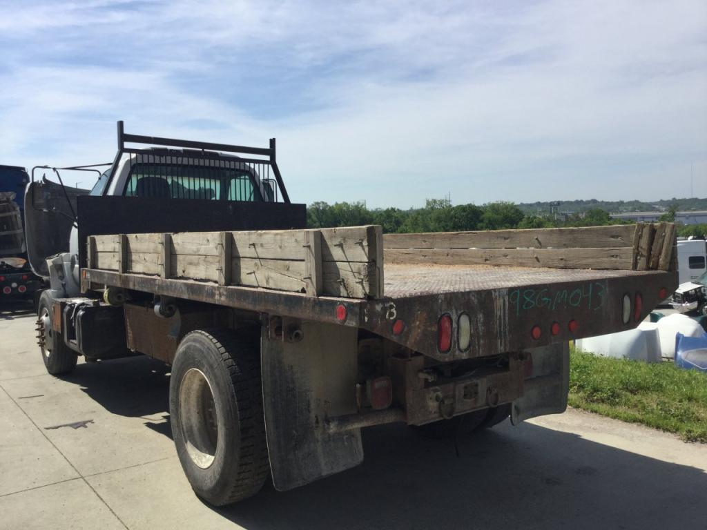 Used Flatbed (take-offs) for 1998 CHEVROLET C7500 1000.00 for sale-57274881