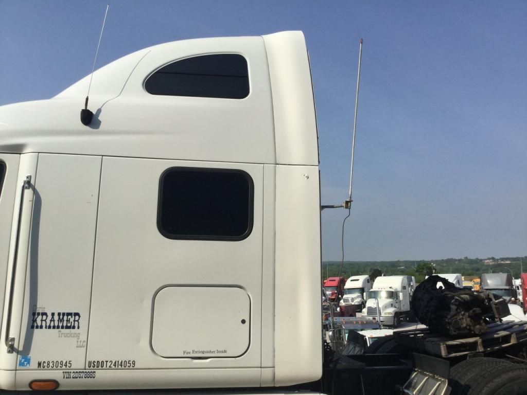 Used Fairing for 2002 PETERBILT 387 150.00 for sale-57225041