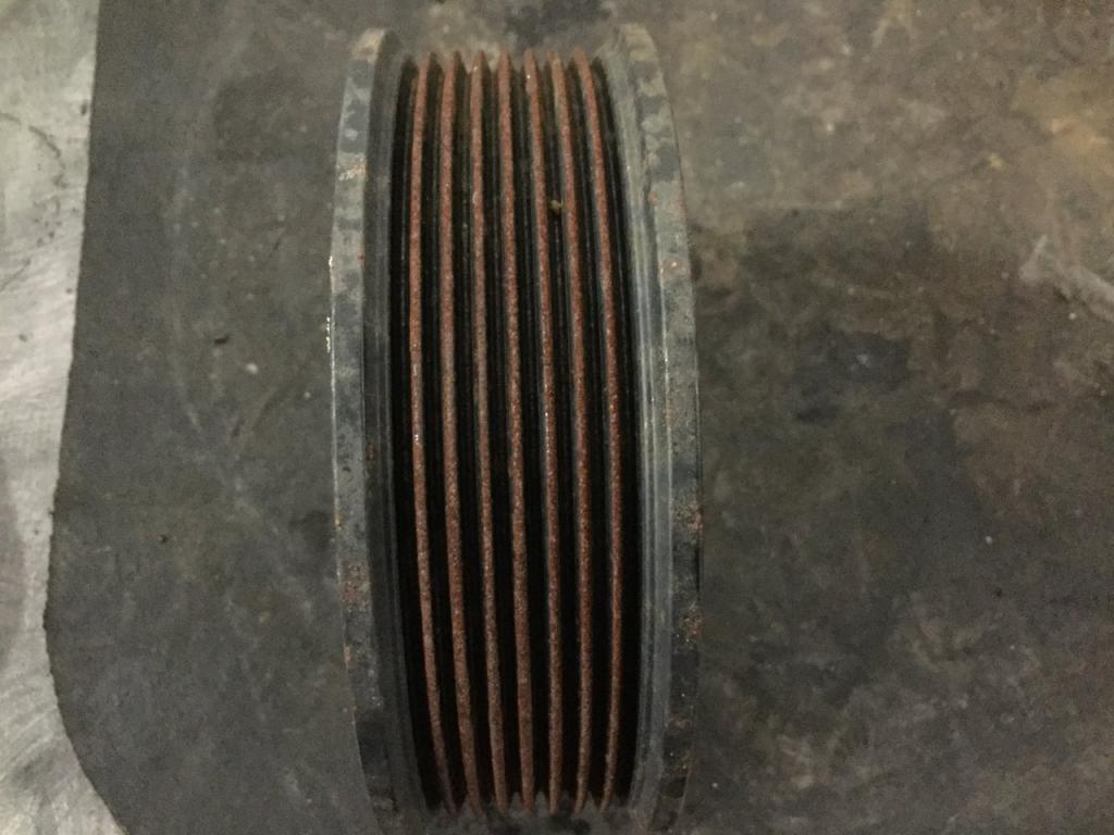 Used Engine Pulley for 2015 INTERNATIONAL WORKSTAR 100.00 for sale-57211941