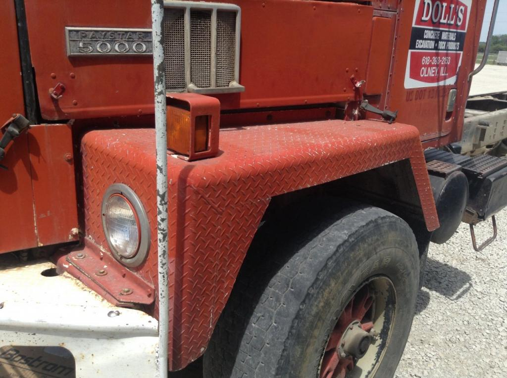 Used Fender for 1992 INTERNATIONAL 5000 (PAYSTAR) 500.00 for sale-57255971