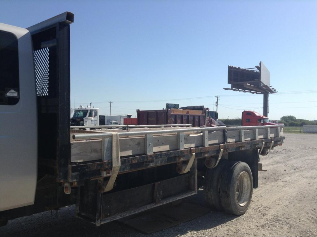 Used Flatbed (take-offs) for 2003 INTERNATIONAL 4200 1500.00 for sale-57274891