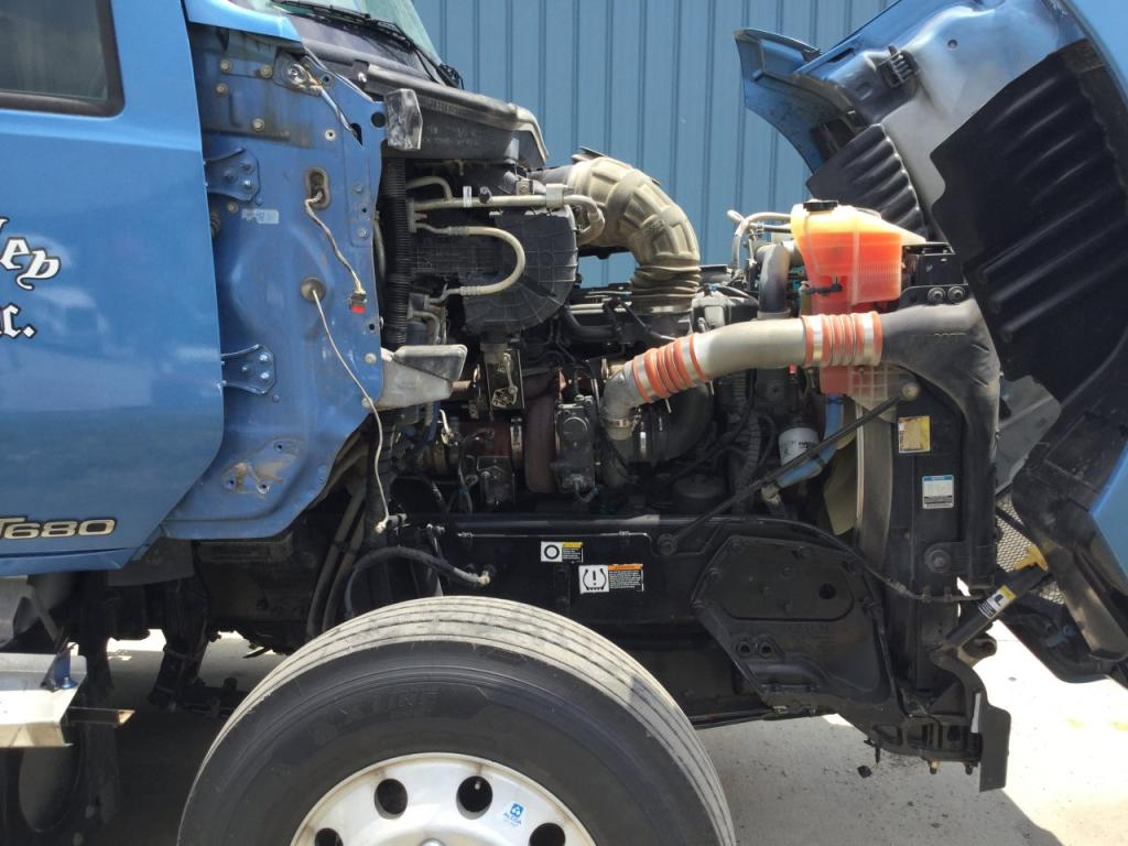 Used Engine Assembly for 2014 KENWORTH T680 15500.00 for sale-57200071