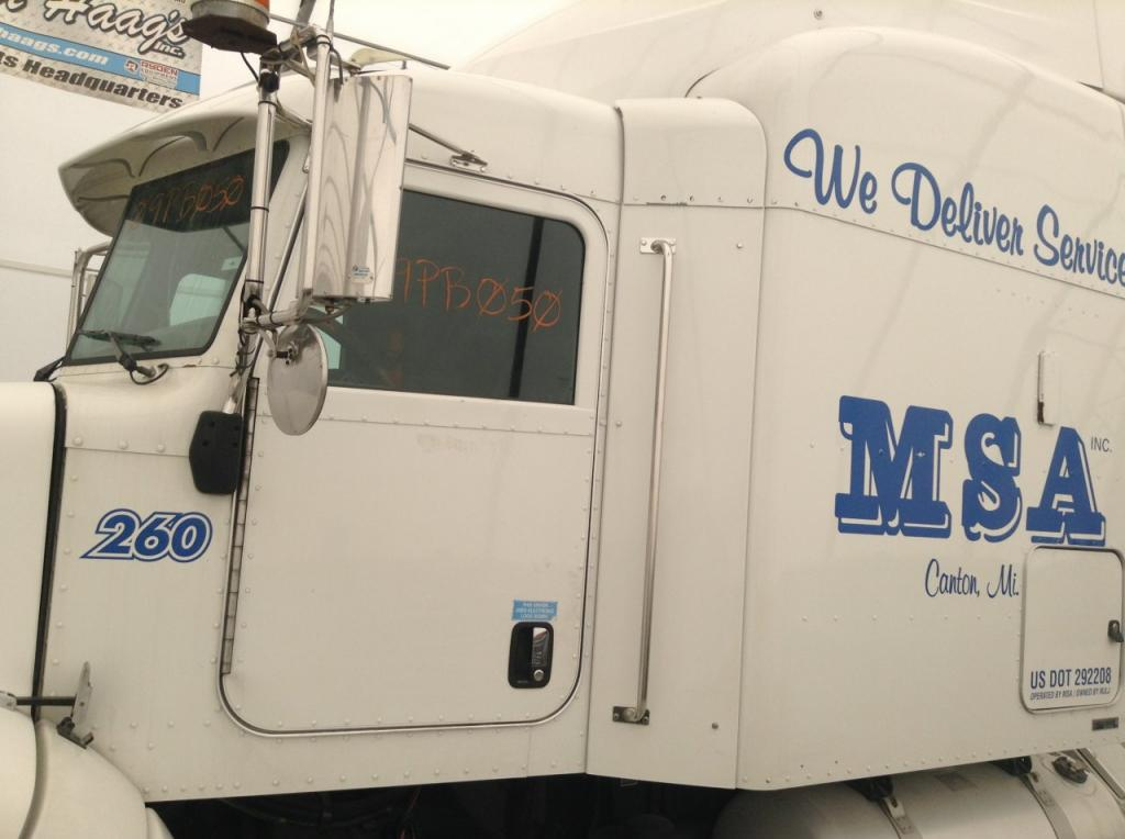 Used Fairing for 2009 PETERBILT 386 250.00 for sale-57220221