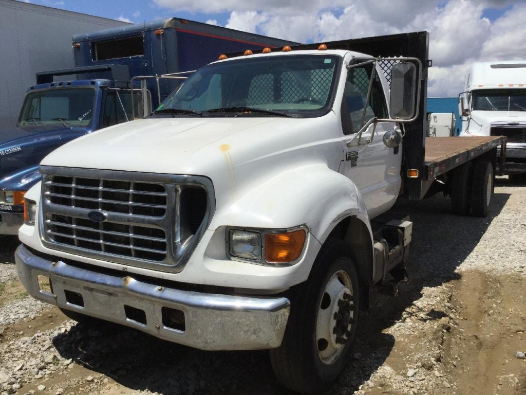 Used Engine Assembly for 2003 Ford F650 2500.00 for sale-57192681