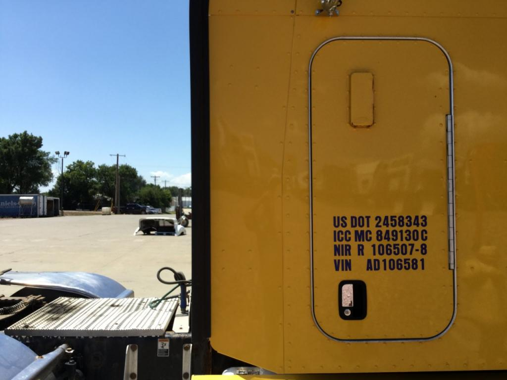 Used Fairing for 2010 PETERBILT 386 500.00 for sale-57234461