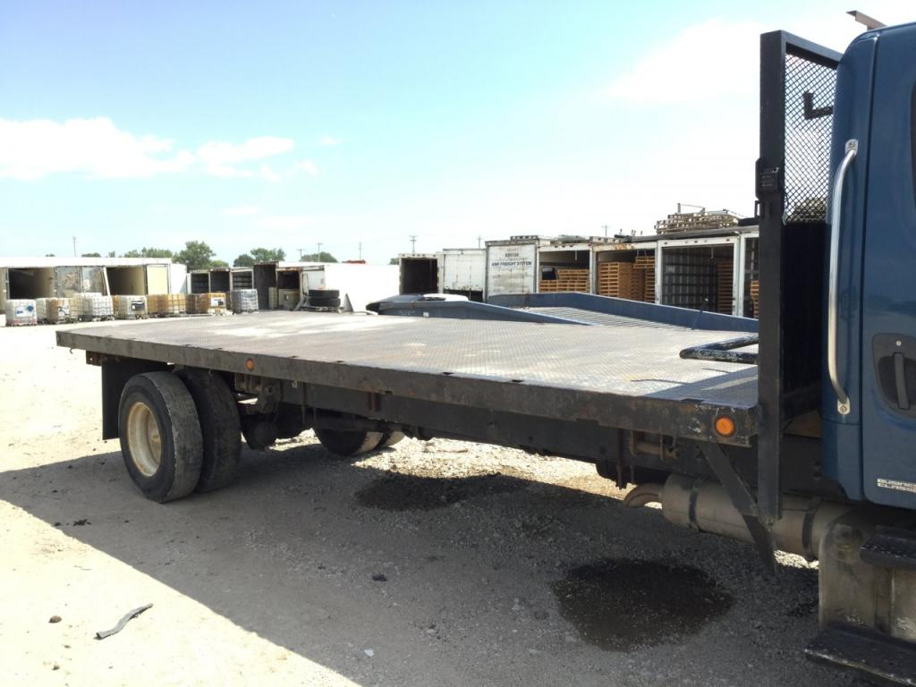 Used Flatbed (take-offs) for 2005 FREIGHTLINER M2 106 1500.00 for sale-57274901