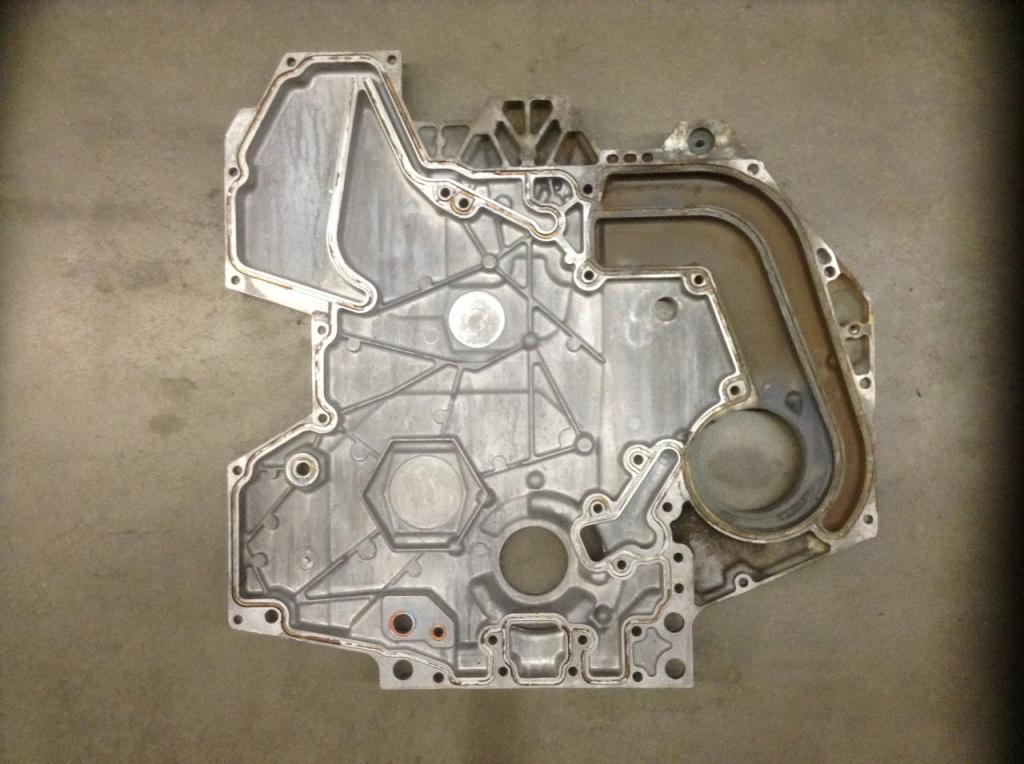 Used Engine Timing Cover for 2002 Other/Not Specified OTHER 450.00 for sale-57214501