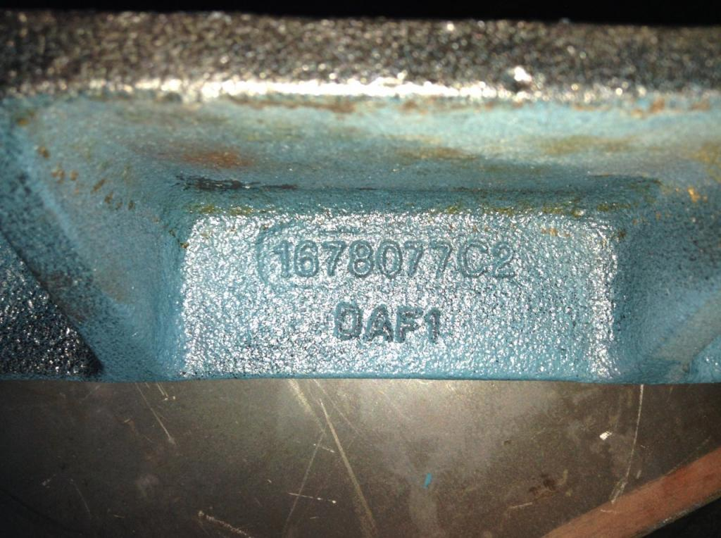 Used Engine Mounts for 2004 INTERNATIONAL TRUCK 75.00 for sale-57207681