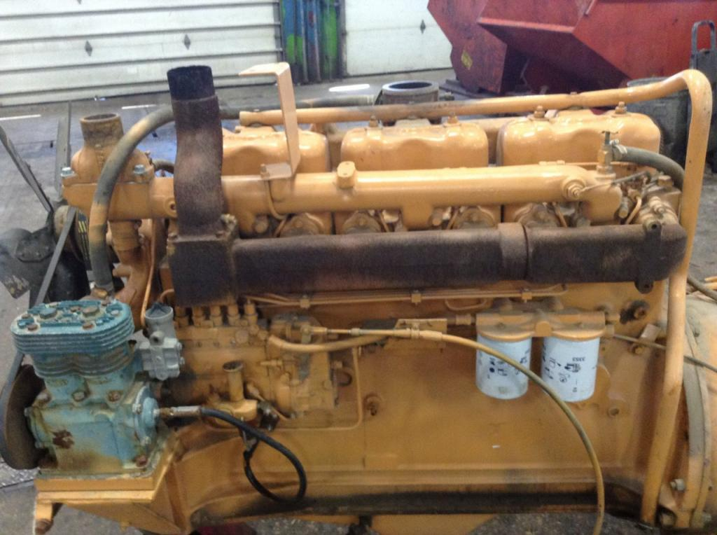 Used Engine Assembly for 1989 CASE W20B 4500.00 for sale-57190421