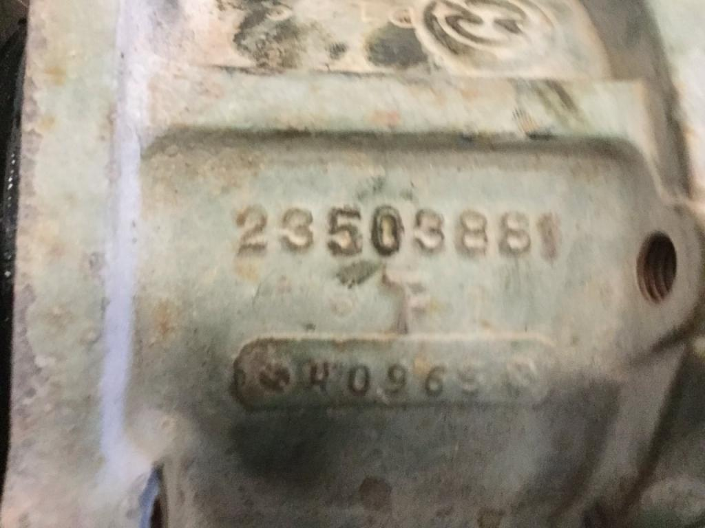 Used Engine Accessory Drive for  VOLVO WG 350.00 for sale-57202571
