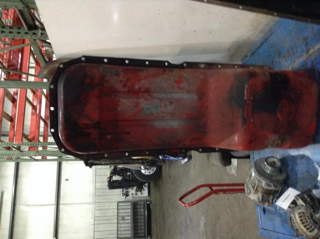 Used Engine Oil Pan for 2011 FREIGHTLINER CASCADIA 350.00 for sale-57208751