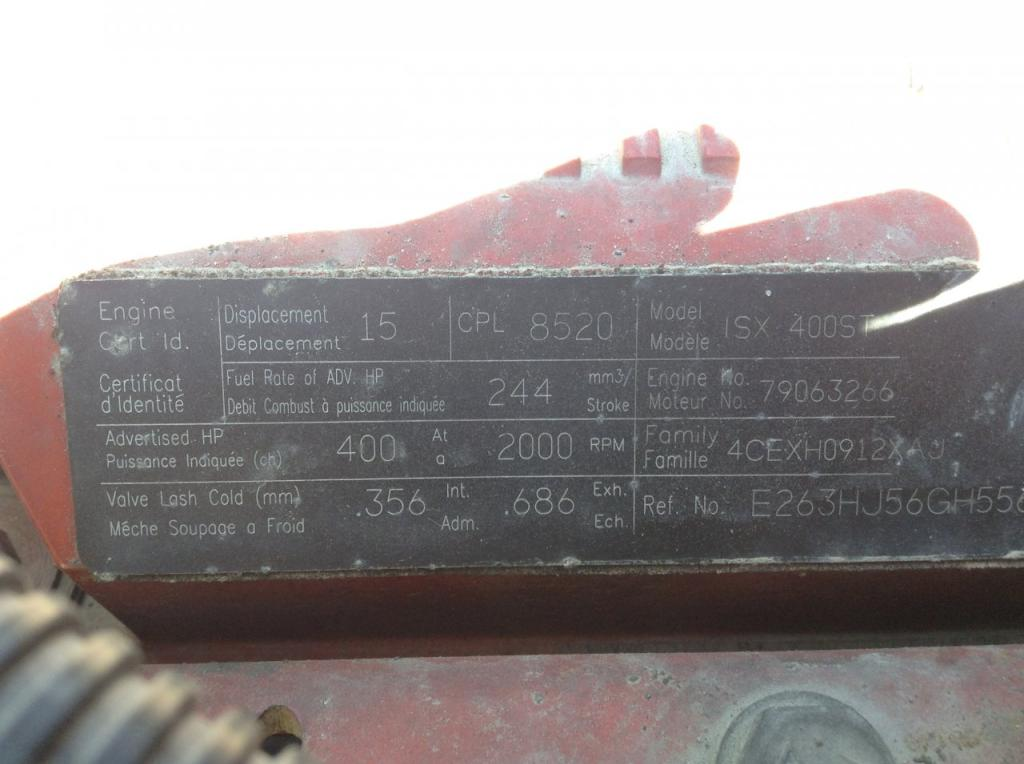 Used Engine Assembly for 2005 KENWORTH T800 9000.00 for sale-57195941