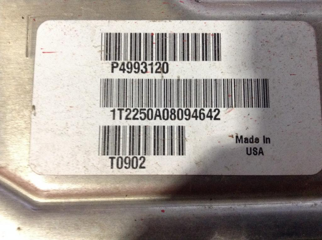 Used Engine Control Module (ECM) for 2013 FREIGHTLINER CASCADIA 1000.00 for sale-57203871