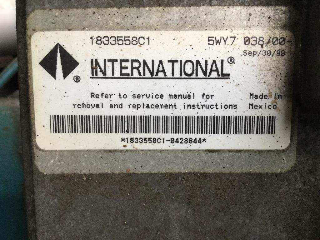 Used Engine Control Module (ECM) for 2000 INTERNATIONAL 4700 500.00 for sale-57203881