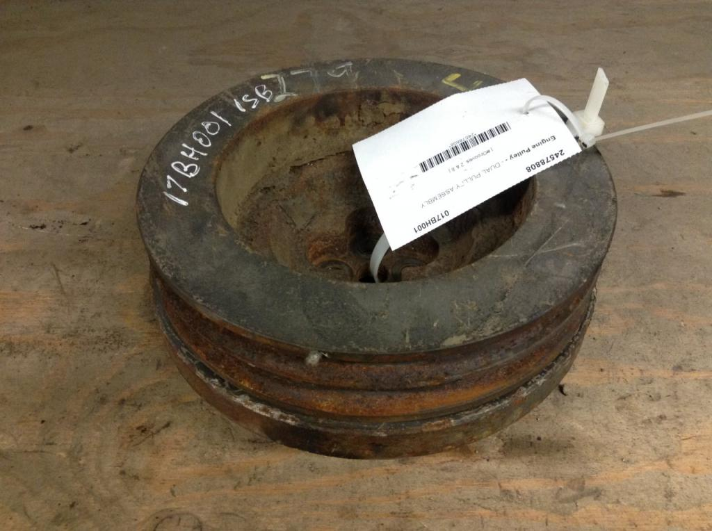 Used Engine Pulley for 2017 Other/Not Specified OTHER 150.00 for sale-57211961