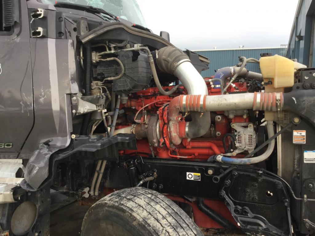 Used Engine Assembly for 2015 KENWORTH T680 15500.00 for sale-57201461