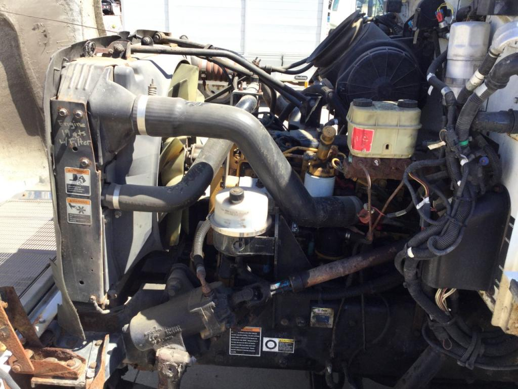 Used Engine Assembly for 2005 PETERBILT 330 6250.00 for sale-57192021