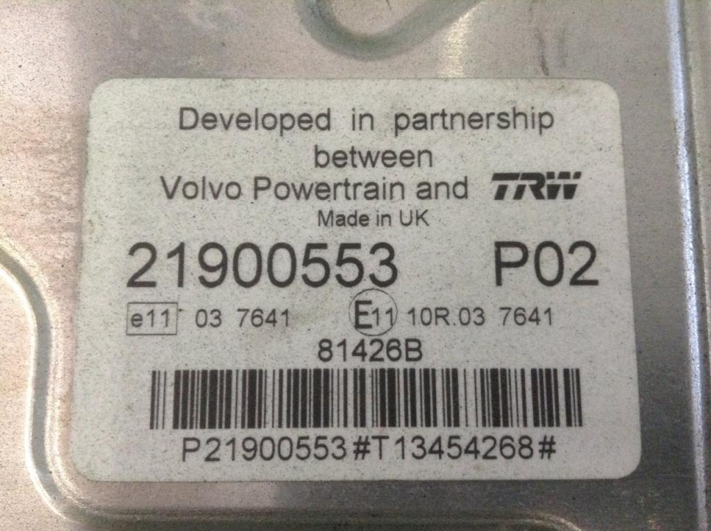 Used Engine Control Module (ECM) for 2014 VOLVO VNL 1000.00 for sale-57203921